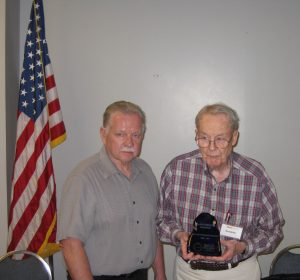 Al Parsons Outstanding Service Award